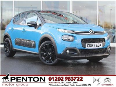 used Citroën C3 1.6 Bluehdi 100 Flair 5Dr