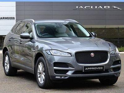 used Jaguar F-Pace 2.0 i4 Diesel (180PS) Prestige AWD