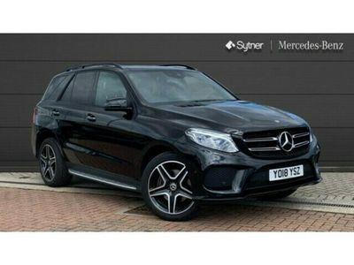 used Mercedes GLE250 D 4MATIC AMG NIGHT EDITION PREMIUM PLUS