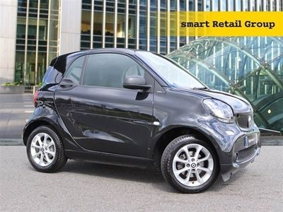 used Smart ForTwo Coupé Coupe 1.0 Passion 2dr 2017