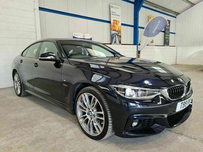 used BMW 430 Gran Coupé 4 SERIES 3.0 D XDRIVE M SPORT 4d 255 BHP
