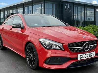 used Mercedes CLA220 CLA DIESEL COUPEAMG Line 4dr Tip Auto