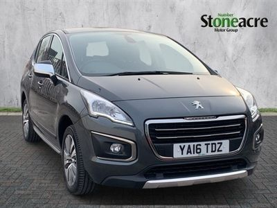 used Peugeot 3008 SUV 1.6 BlueHDi 120 Active 5dr