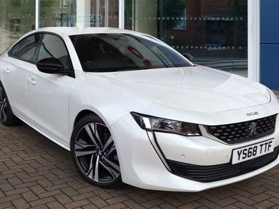 used Peugeot 508 2.0 Bluehdi 180 Gt 5Dr Eat8
