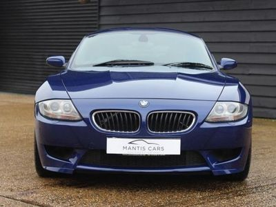 used BMW Z4 M Z4 2008 Z4 3.2COUPE 2d 338 BHP Coupe 2008