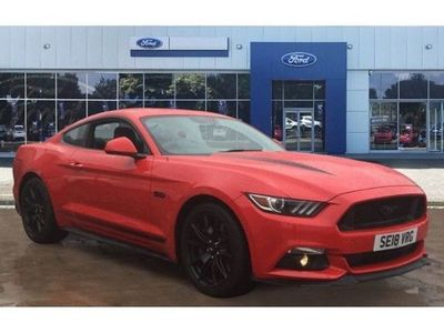 used Ford Mustang GT 5.0 V8 Shadow Edition 2dr Auto