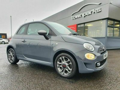 used Fiat 500S PARKING SENSORS PRIVACY GLASS 1.3 3dr