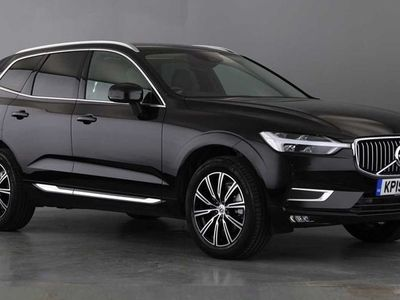 used Volvo XC60 2.0 D4 Inscription 5dr AWD Geartronic