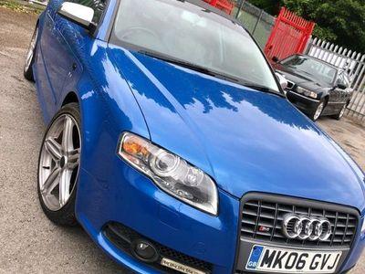 used Audi S4 4.2 Saloon 4dr Petrol Manual quattro (322 g/km, 339 bhp)