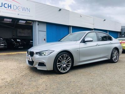 used BMW 320 3 Series 2.0 i M Sport xDrive (s/s) 4dr