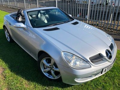 used Mercedes SLK350 7G AUTOMATIC CONVERTIBLE FINANCE AVAILABLE FROM £35 WEEK NO DEPOSIT LEA 2-Door