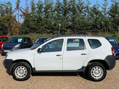 used Dacia Duster Estate Access SCe 115 4x2 5d