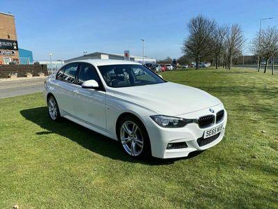 used BMW 320 3 Series d xDrive M Sport 4dr