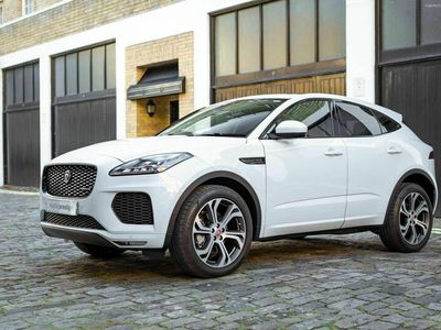 used Jaguar E-Pace 2.0 D150 Chequered Flag Auto AWD (s/s) 5dr