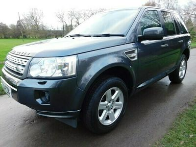 used Land Rover Freelander Sd4 Gs Superb Condition And History