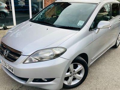 used Honda FR-V 2.2 i-CDTi EX 5dr