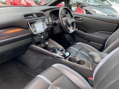 used Nissan Leaf Tekna 40kWh 5 Dr Hatchback