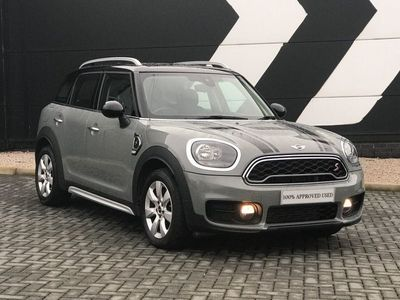 used Mini Cooper S Countryman 2.0 5dr
