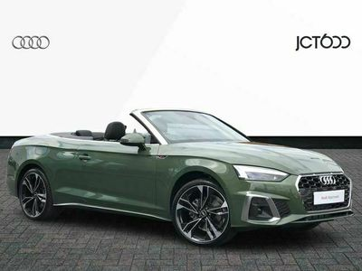used Audi A5 Cabriolet 35 TFSI Edition 1 2dr S Tronic special editions