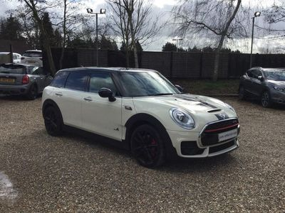used Mini John Cooper Works Clubman ESTATE 2.0 Cooper Works ALL4 6dr Auto [Chili/Med Pk] 2018/67