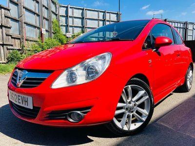 used Vauxhall Corsa 1.4 i 16v SRi 3dr (a/c)