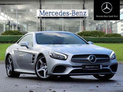 used Mercedes SL400 AMG LINE