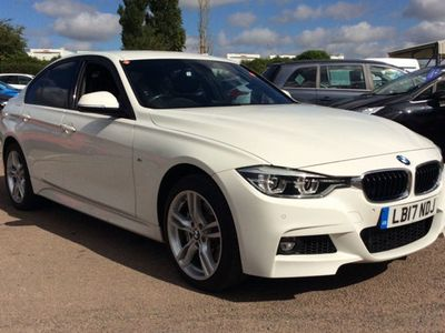 used BMW 335 3 Series d xDrive M Sport 4dr Step Auto