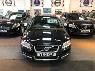 used Volvo V70 D3 [163] R DESIGN 5dr Geartronic [Start Stop]