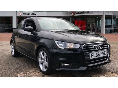 used Audi A1 2016 Chesterfield 1.6 TDI Sport 3dr Diesel Hatchback