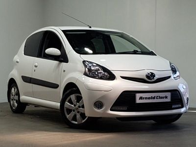 used Toyota Aygo 1.0 VVT-i Fire 5dr