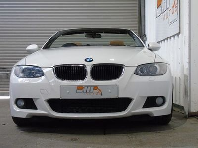 used BMW 320 3-Series Convertible d M Sport 2d