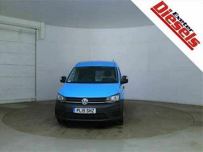 used VW Caddy Maxi 2.0TDI C20 Maxi Startline BMT (102PS)(Eu6)