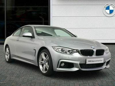 used BMW 435 4 Series 3.0TD d xDrive M Sport 4X4 Coupe 2d