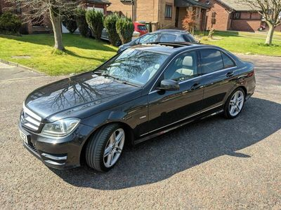 used Mercedes C350 C Class 3.0CDI BlueEFFICIENCY Sport Edition 125 7G-Tronic 4dr