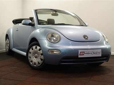 used VW Beetle 1.9 TDi 100 2dr, 2004 ( )