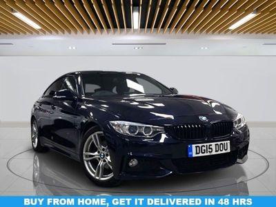 used BMW 428 Gran Coupé 4 Series 2.0 I M SPORT 4d 242 BHP Auto