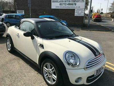 used Mini Cooper Coupé Coupe 1.6 2DR