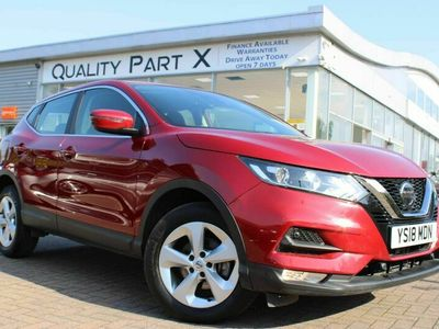 used Nissan Qashqai 1.2 DIG-T Acenta XTRON (s/s) 5dr