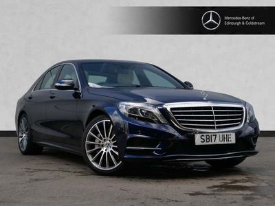 used Mercedes S350 S-Class Saloond AMG Line Premium 3.0 4dr
