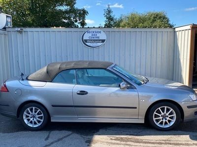 used Saab 9-3 DIESEL MANUAL CONVERTIBLE 2 DOORS