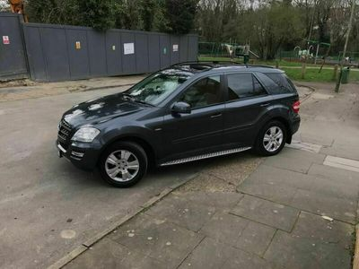 used Mercedes ML350 M Class 3.0CDI BlueEFFICIENCY SE 7G-Tronic 4x4 5dr