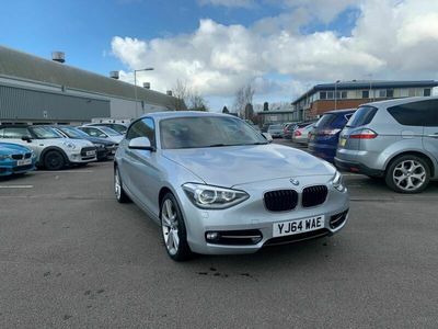 used BMW 118 1 Series 1.6 i Sport Sports Hatch (s/s) 3dr