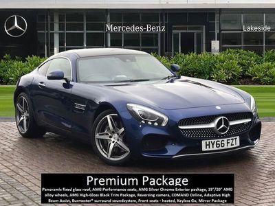 used Mercedes AMG GT Gt Premium 2Dr Auto