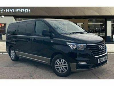 used Hyundai I800 2.5 CRDi [170] SE Nav 5dr Auto