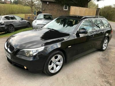 used BMW 525 5 Series 2.5 d SE Touring 5dr