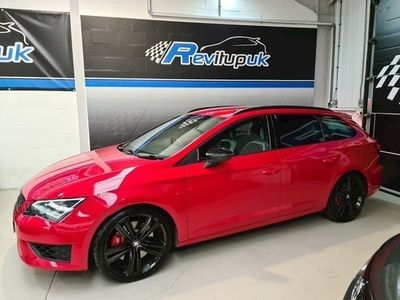 used Seat Leon CUPRA 290 ESTATE - ONLY