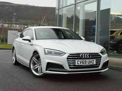 used Audi A5 35 Tdi S Line 5Dr S Tronic