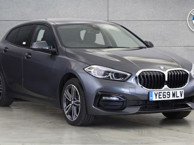 used BMW 116 1 Series d Sport 1.5 5dr
