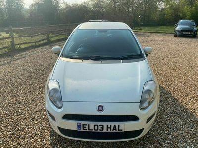 used Fiat Punto 1.2 8V Pop + 3dr