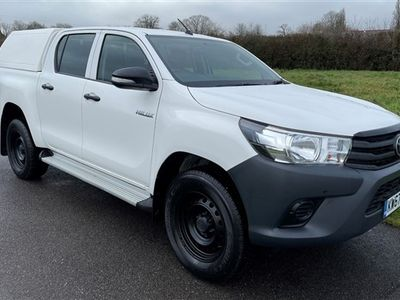 used Toyota HiLux ACTIVE 4WD D-4D DCB